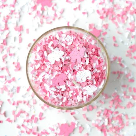Frosted Animal Cookies Confetti Mix