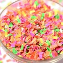 Neon Pop Confetti Mix