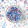 Cast Your Ballot Confetti Mix by The Confetti Bar