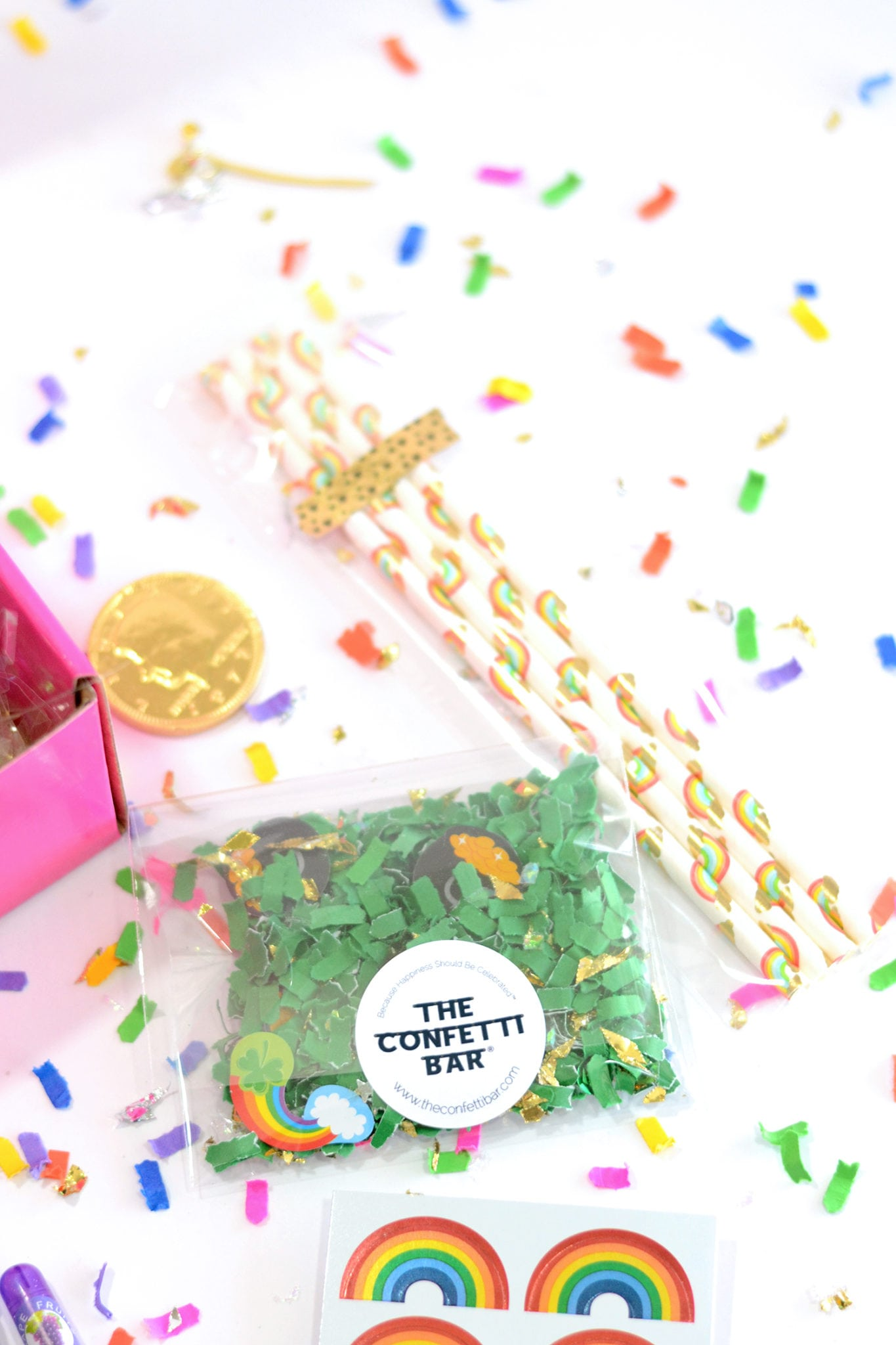 March 2017 Confetti of the Month Club Subscription Box