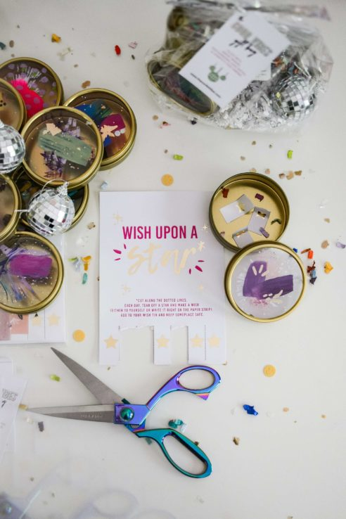Wish Upon a Star by The Confetti Bar