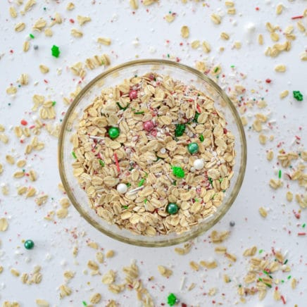 Reindeer Food Biodegradable Confetti Mix