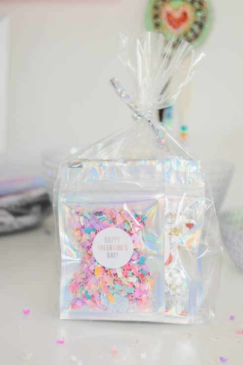 Happy Valentine's Day Confetti Party Pack